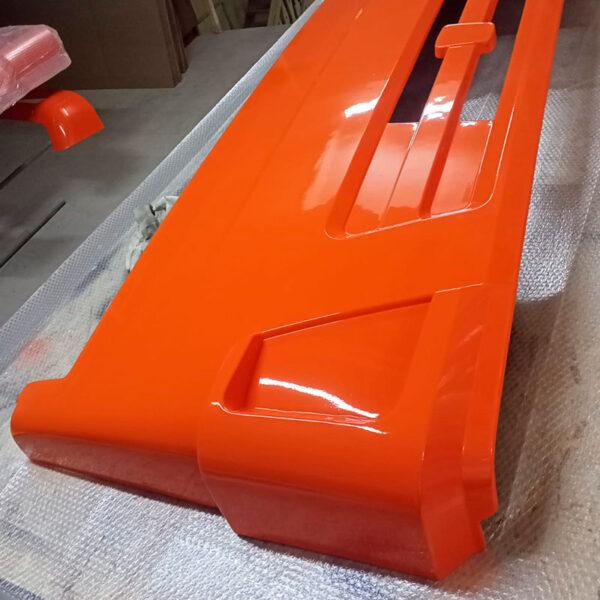 Панель облицовочная откидная интегральная 63501-8401011-50, рестайлинг, цвет грунт
